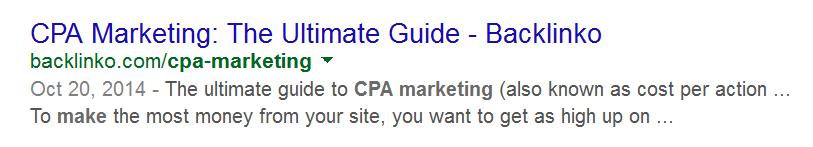 google-listing