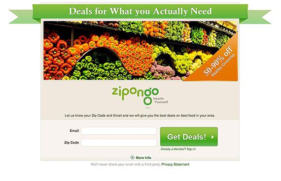 zipongo-landing-page