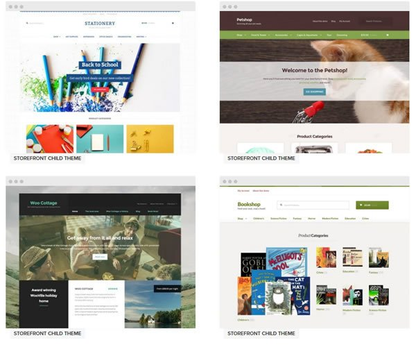 Samples of WordPress themes at WooCommerce. Generally speaking, a professional-designed theme costs $45 - $150.