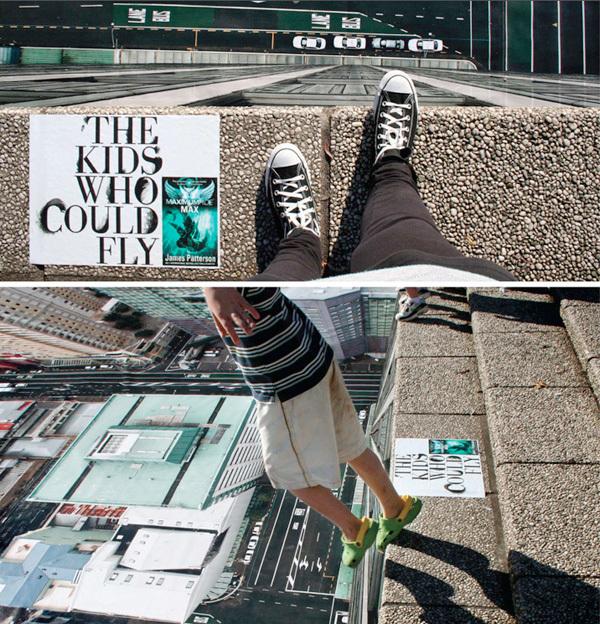urban guerrilla marketing