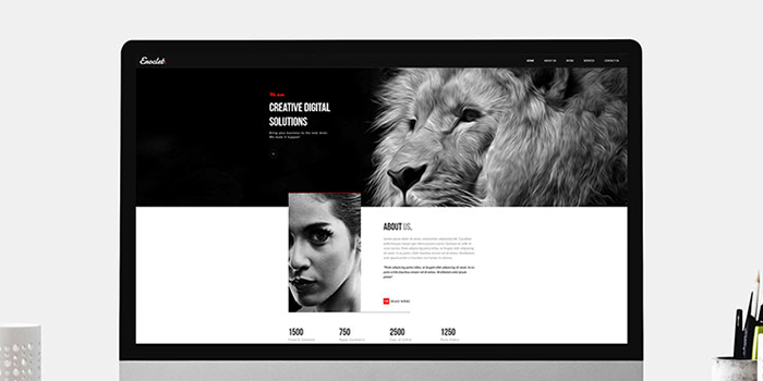 Free Muse Templates Creative Website Themes and Templates