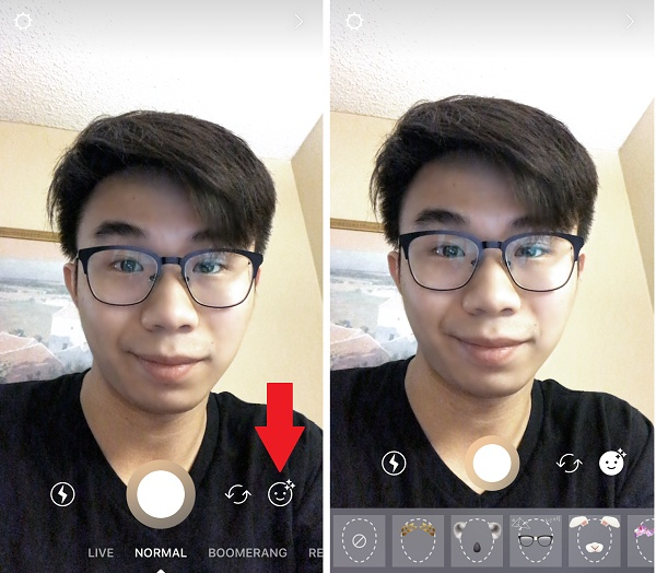 Instagram Finally Adds Selfie Masks for Stories, Along with New Creative Tools | Social Media Today