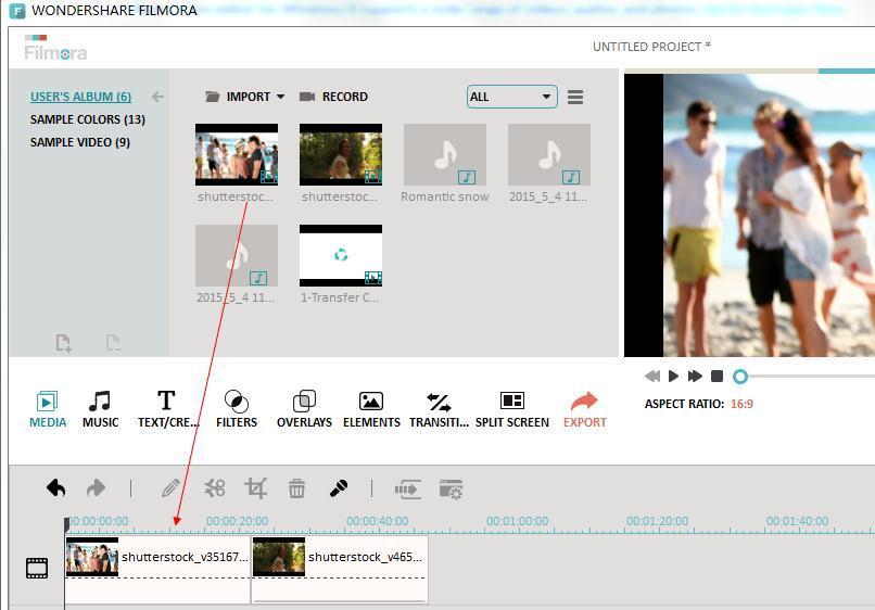 добавить музыку в видео YouTube