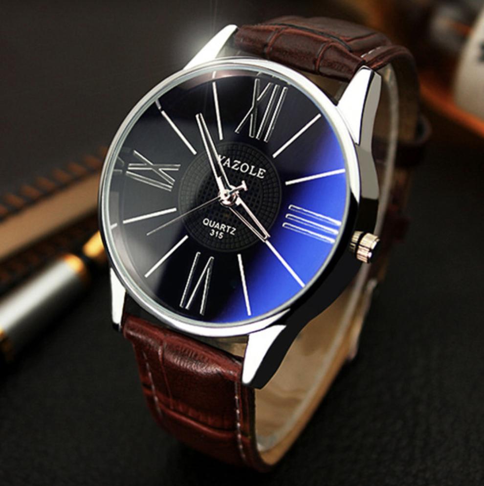 минималистские часы