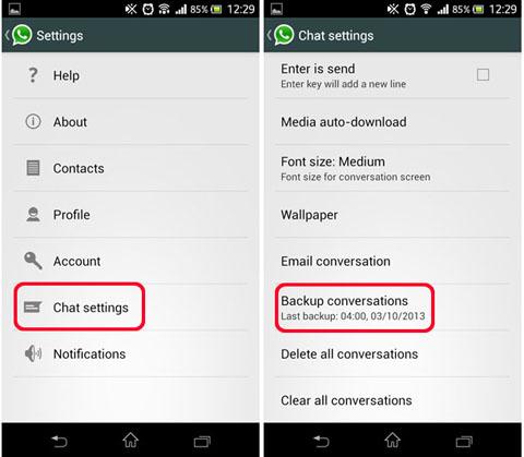 Как сделать скрытый чат в whatsapp на 99
