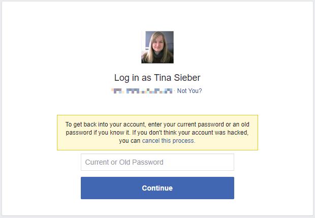 Как восстановить свою учетную запись Facebook, когда вы больше не можете войти в систему Facebook Восстановить взломанную учетную запись