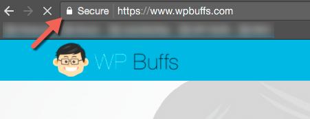 WP Buffs Secure Encryption SSL HTTPS