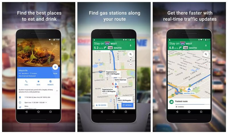 Карты Гугл
