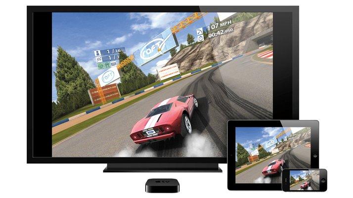 Как подключить iPad к телевизору - Apple TV AirPlay