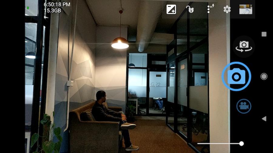 Open-Camera: бесплатное приложение для камеры Android