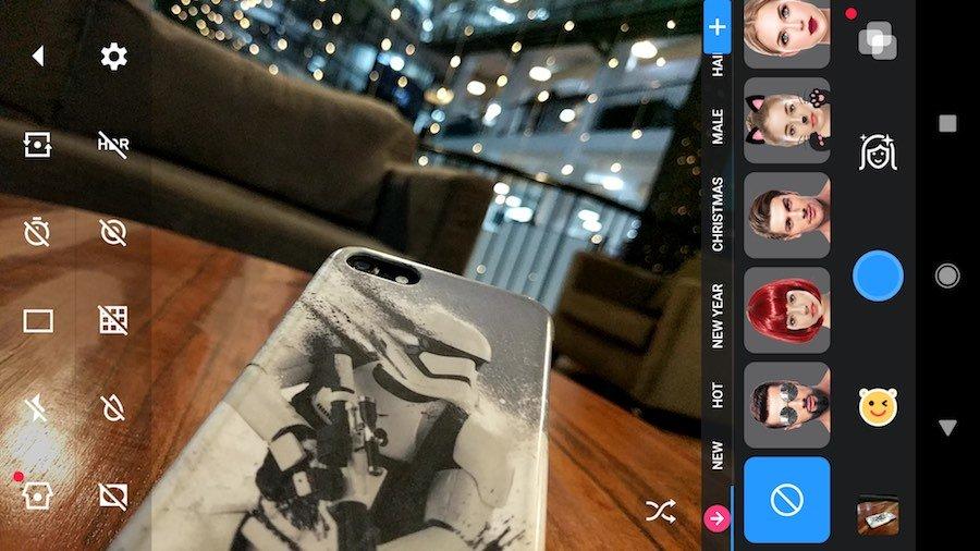 Z Camera - бесплатное приложение для камеры Android