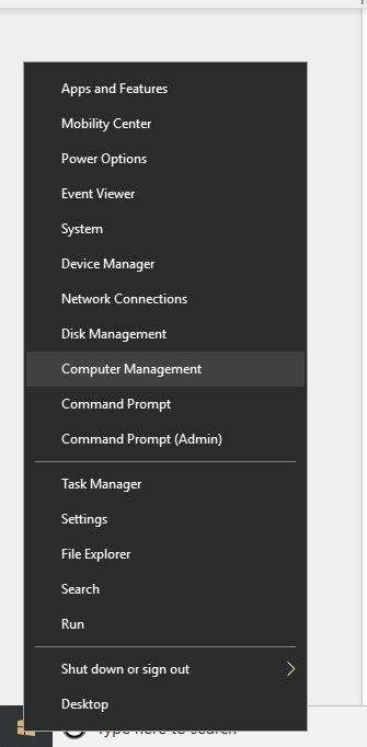 clear-printer-queue-computer-management