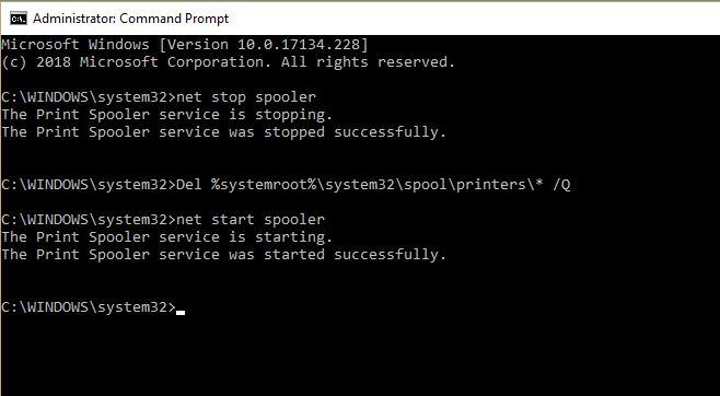 clear-printer-queue-net-stop-spooler