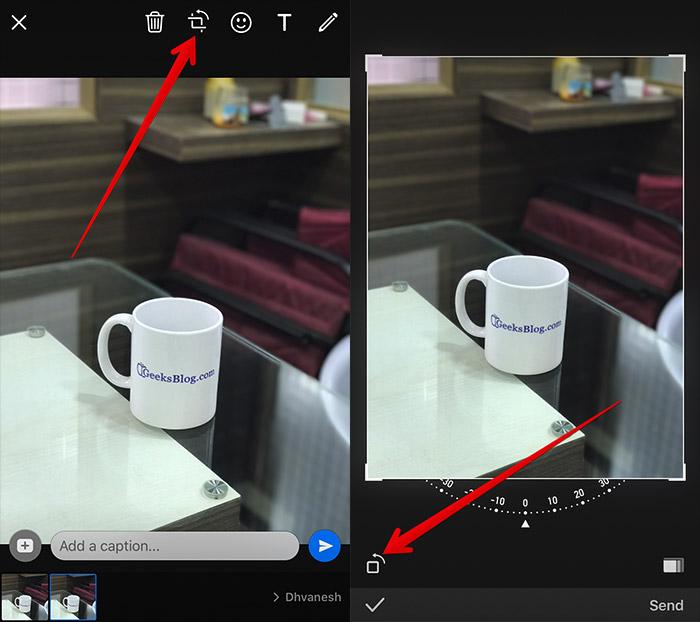 Roate-or-Crop-Photo-in-WhatsApp-on-iPhone