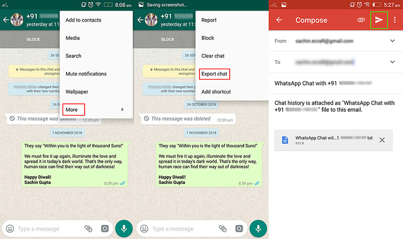 email-export-whatsapp-chat-android